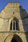 St Mary The Virgin Church Tower, Hawkesbury Royalty Free Stock Image