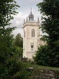 St Mary Virgin church, Weldon. Stock Photo