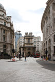 St Mary Woolnoth Church of England, London Royalty Free Stock Photos