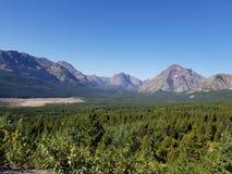 St Mary & x27; s в национальном парке ледника Стоковое фото RF