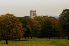 St Mary'schurch in Beverley Royalty Free Stock Images