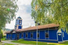 St maryja dziewica kościół w Koprivshtitsa, Bułgaria zdjęcie royalty free