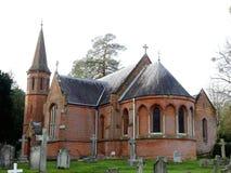 St Maryjny Magdalene kościół, Latimer fotografia royalty free