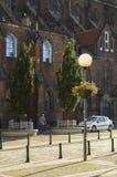 St Maryjny Magdalene kościół w Wrocławskim, Polska obraz royalty free