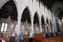 St Maryjny ` s gothic katedralny Irlandia Obrazy Stock