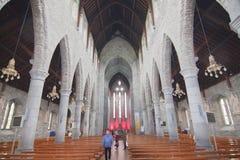 St Maryjny ` s gothic katedralny Irlandia Zdjęcie Stock