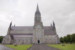 St Maryjny ` s gothic katedralny Irlandia Fotografia Royalty Free
