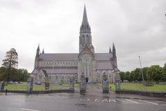 St Maryjny ` s gothic katedralny Irlandia Zdjęcia Royalty Free