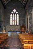 St Maryjny ` s gothic katedralny Irlandia Obrazy Royalty Free