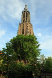 St- Marykirche in Apeldoorn Stockbild