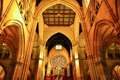 St Marys大教堂悉尼 库存照片