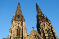 St Marys Cathedral spire Stock Photos