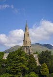 St. Marys Church in Ambleside. A view of the beautiful St. Marys church in Ambleside, Cumbia Stock Photos