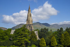 St. Marys Church in Ambleside Royalty Free Stock Photo