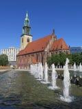 St Marys Church, Berlin Royalty Free Stock Image