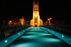 St marys church derby Royalty Free Stock Photography