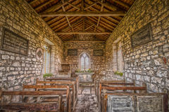 HDR St Mays Church Stock Photography