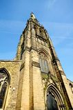 St Marys Church Spire, Lichfield, England. Royalty Free Stock Photos