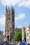 St Marys Church, Warwick. Royalty Free Stock Photo