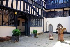St Marys Guildhall, Coventry. Stock Photography