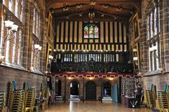 St Marys Guildhall, Coventry. Royalty Free Stock Photography
