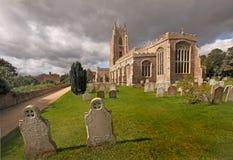 St Marys Kerk Stock Foto's