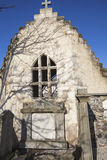 St Marys Kirk at Banff in Scotland. Royalty Free Stock Photography