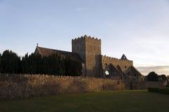 St. Marys kościół, Gowran Zdjęcia Royalty Free