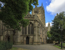 St Marys kościół Nottingham Fotografia Stock