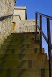 St Marys Lighthouse and Island at Whitley Bay, North Tyneside, England, UK. Royalty Free Stock Image