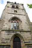 St Marys, Nether Alderley Parish Church in Cheshire Stock Images