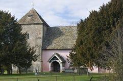 St Marys Norman Church images libres de droits
