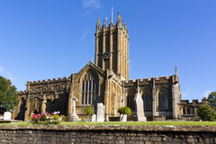 St Marys Parish Church Royalty Free Stock Photos