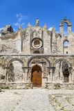 St Marziano church in Syracuse, Sicily, Italy Stock Images