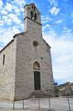 St. Matteo in Campo d'Orto Church.Perugia.Umbria. Royalty Free Stock Photo