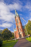 St Matteus church, Norrkoping Royalty Free Stock Photo