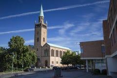 St. Matthaus-kirche (Saint Matthew Church) in Berlin Royalty Free Stock Photos