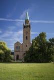St Matthaus-kirche (Saint Matthew Church) em Berlim Fotografia de Stock