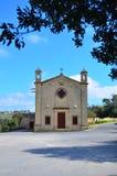 St. Matthew chappel in Qrendi - Malta Stock Foto's