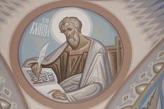 St. Matthew de Evangelist Stock Afbeelding