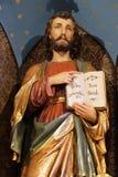 St Matthew o evangelista imagem de stock