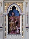St Matthew o evangelista Fotografia de Stock Royalty Free