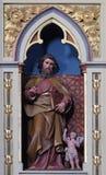 St Matthew o evangelista Imagens de Stock Royalty Free