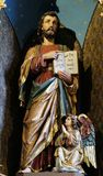St Matthew o evangelista Fotos de Stock Royalty Free