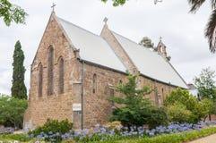 St Matthews Anglican Church, Riversdale immagini stock