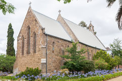 St. Matthews Anglican Church, Riversdale Stock Images
