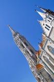 St. Matthias Church in Budapest Royalty Free Stock Photos