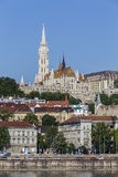 St Matthias Church and Fishermans Bastion Royalty Free Stock Photography
