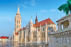 Free St. Matthias Church In Budapest. One Of The Main Temple In Hunga Stock Image - 75276811