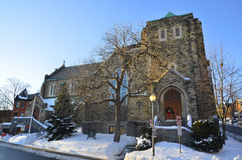 St Matthias kościół Obrazy Royalty Free
